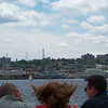 The Halifax skyline in Halifax, Nova Scotia