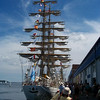 Tall ships in Halifax, Nova Scotia