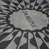 Imagine Memorial at Strawberry Fields