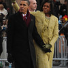 Barack and Michelle Obama - Washington DC, USA
