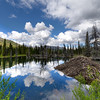 Blackstone River, Dempster Highway, Yukon, Canada