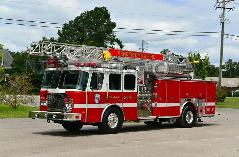 PENDER EMS & FIRE LADDER 16 (HAMPSTEAD, NC)