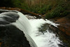 Secret Falls, Macon County  Nantahala National Forest