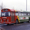 Crosville Wales SRG182 Caernarfon Bus Station Mar 87