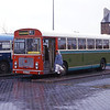 Express Motors Penygroes TBD278G Caernarfon Bus Station Mar 87