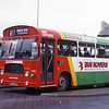 Crosville Wales SLL636 Caernarfon Bus Station Mar 87