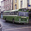 Crosville Wales SRG179 Bridge St Caernarfon Mar 87
