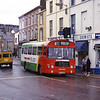 Crosville Wales SLL636 Bridge St Caernarfon Mar 87