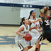 Wildcats Girls vs South Davie 1-27-14-115