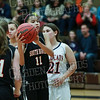 Wildcats Girls vs South Davie 1-27-14-026