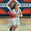 Wildcats Girls vs South Davie 1-27-14-150