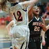 Wildcats Girls vs South Davie 1-27-14-137