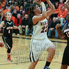 Wildcats Girls vs South Davie 1-27-14-132