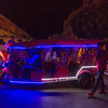 Latest Attraction: A Tuk-Tuk; Nightlife at Eid El Fitr in La Marsa, Tunisia