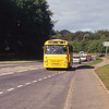 Northern NPE27 A96 at Newton Junction Sep 90