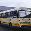 Northern NPE83 Fraserburgh Bus Stn Oct 89