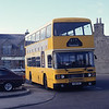 Northern NLO17 Fraserburgh Bus Stn Mar 90