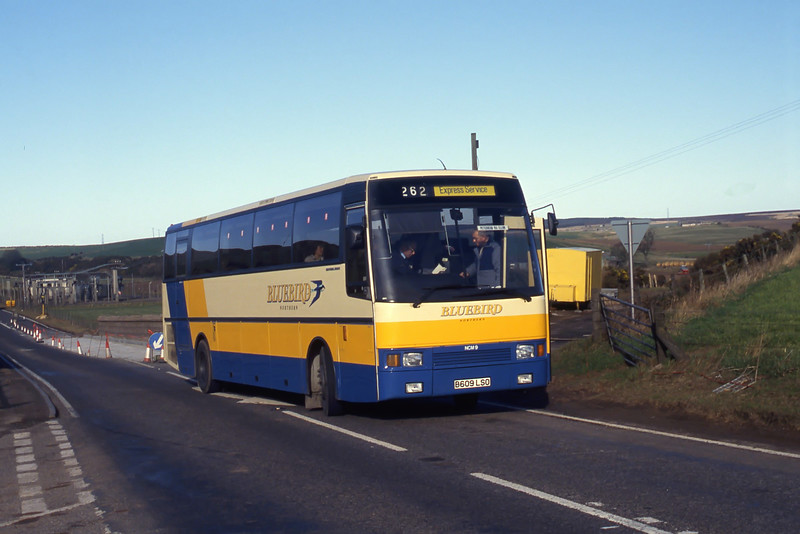 Northern NCM9 A90 near Hatton Mar 90