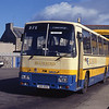 Northern NCT35 Fraserburgh Bus Stn Mar 90