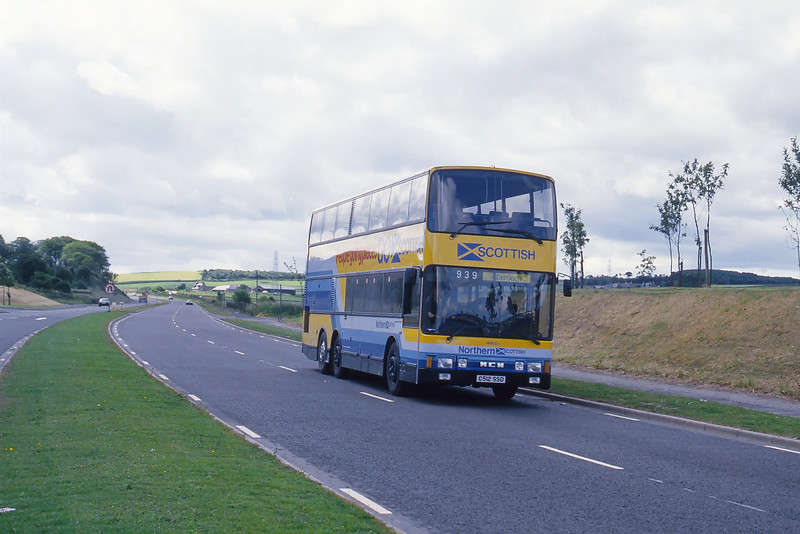 Northern NDM12 A90 near Faulds Gate Abdn JUl 86