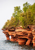 10647-Sea Caves-Devils Island-Apostle Islands-Bayfield, Wisconsin
