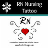 Nursing Love Tattoo