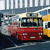 O K Motor Services Bishop Auckland MCL935P Eldon Square Newcastle Jul 86