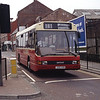 O K Motor Services Bishop Auckland J201VHN Vine Place Sunderland Jul 94