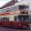 O K Motor Services Bishop Auckland XUP349L Newgate St Bishop Auckland Jul 94