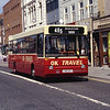 O K Motor Services Bishop Auckland L412GPY High St Stockton Jul 94