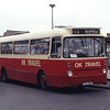 O K Motor Services Bishop Auckland TSJ69S Bishop Auckland Bus Stn Jul 94