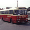 O K Motor Services Bishop Auckland UPT50K Bishop Auckland Bus Stn Jul 94