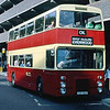 O K Motor Services Bishop Auckland TUP104V Newgate St Newcastle Jul 86