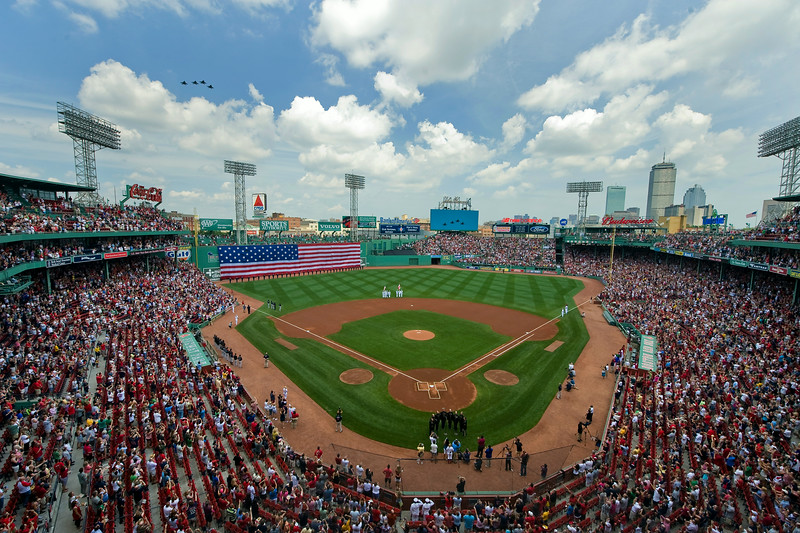 Red Sox v. Blue Jays pregame