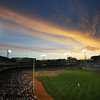 Sunset Over Fenway