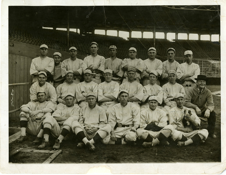 1915 Red Sox Team Photograph