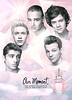 ONE DIRECTION Our Moment 2013 UK (format OK) 'The debut fragrance from One Direction'