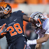 Oklahoma State Cowboys vs Texas Tech Red Raiders, Thursday, September 25, 2014, Boone Pickens Stadium, Stillwater, OK