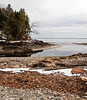 The head of the bay, Ducktrap Harbor, Lincoln, Maine