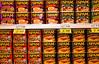 It's true that Spam is popular in Maui. This was at the supermarket near our rental in Pukalani. Notice that at the bottom right of the image is a Spam knock off, Bryan's. Everybody wants in on the Spam action!.
