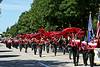 Sun Prairie HS marching band_6480