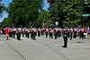 Milton HS marching band_6277