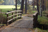 Foot\Cart Bridge over 9th Hole Water Hazard