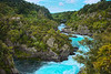 Aratiatia Rapids on the Waikato River