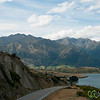 Road Trip at Lake Hawea - Queenstown, New Zealand
