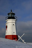 (14) Vermilion Lighthouse - Winter 2