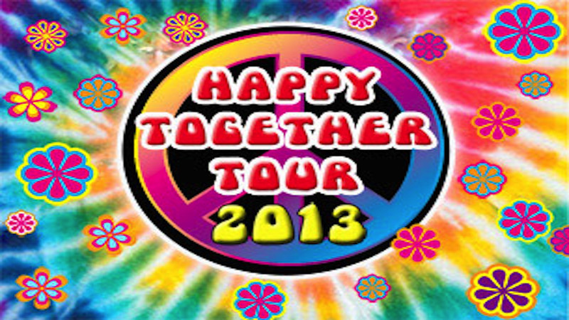 "Hey:<br /> <br /> This video is about Cain Park concert by the ""Happy Together Tour 2013"" members. (Cleveland Heights, OH, an eastern suburb of Cleveland)<br /> <br /> <a href=""http://ray-penny.smugmug.com/Ohio/Videos/13321132_phD74W#!i=2600870312&k=D6h8kTF&lb=1&s=L"">http://ray-penny.smugmug.com/Ohio/Videos/13321132_phD74W#!i=2600870312&k=D6h8kTF&lb=1&s=L</a><br /> <br /> Penny and I enjoyed the concert but were a bit disappointed with the sound quality and wondered if it had to do with how far back we were seated in the venue. (Hear the ""twangy"" guitar?)<br /> <br /> I knew the video wasn't going to be very interesting because I had no zoom capability on my I-Phone 4 and the sound wouldn't be very good on it as well but since I was there, decided I'd do one anyway as I always learn something new when editing. Actually videoing the concert is not allowed and they do search your belongings for such things as alcohol and I suppose camcorders.<br /> <br /> So here it is and its a bit less than 10 minutes long.<br /> <br /> Cheers!  Ray"