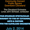 CLE Star Spangled Spectacular