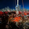 Hydraulic Fracturing operations in the Texas Panhandle.