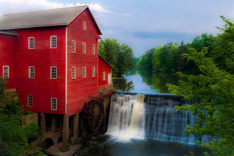 Historic Dells Mill